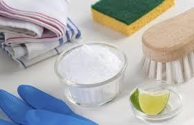 Soda bikarbona za čiščenje